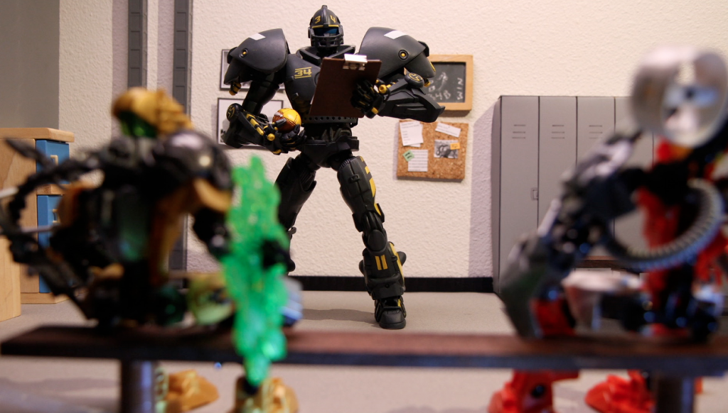 CLEATUS Stop Motion