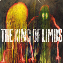 King of Limbs Album Cover