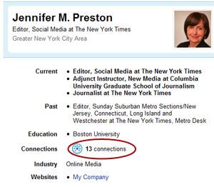 NYT social media editor